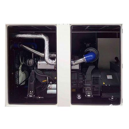Дизельный генератор Darex Energy DE-275RS Zn - фото 7