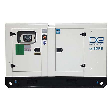 Дизельный генератор Darex Energy DE-30RS Zn