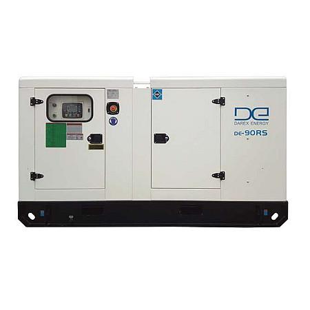 Дизельный генератор Darex Energy DE-90RS Zn
