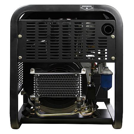 Дизельный генератор HYUNDAI DHY 12000LE-3 - фото 4