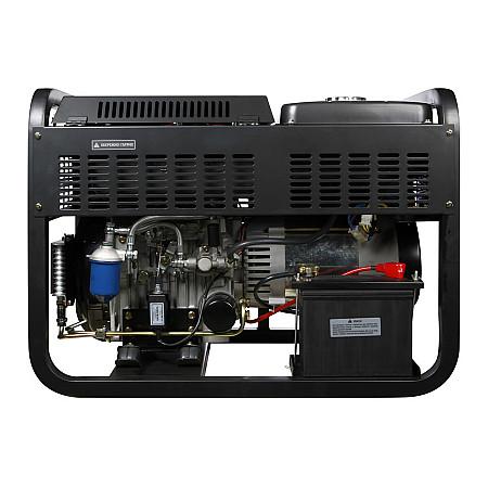 Дизельный генератор HYUNDAI DHY 12000LE-3 - фото 5