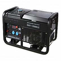 Дизельный генератор Hyundai DHY 12000LE - фото 2