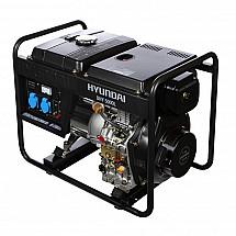 Дизельный генератор HYUNDAI DHY 5000L - фото 2