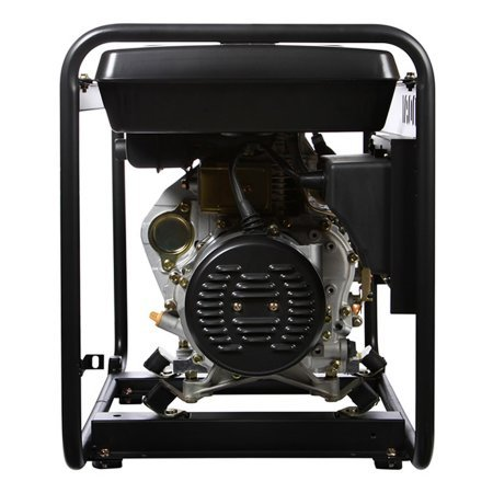 Дизельный генератор HYUNDAI DHY 5000L - фото 3