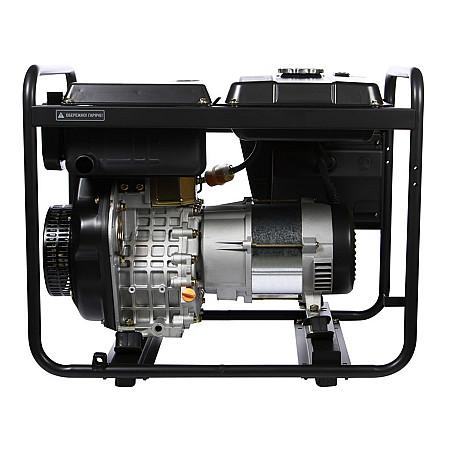 Дизельный генератор HYUNDAI DHY 5000L - фото 4