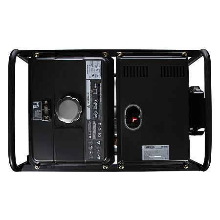 Дизельный генератор HYUNDAI DHY 5000L - фото 6
