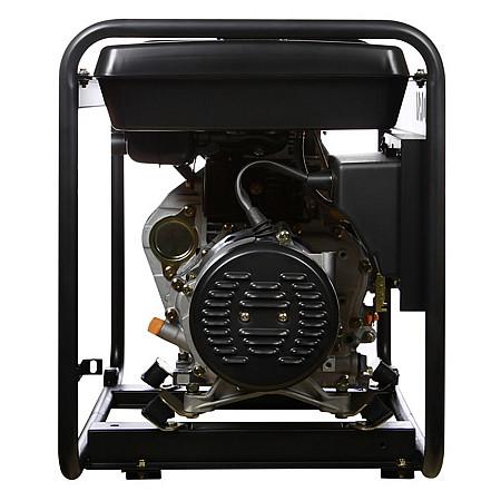 Дизельный генератор HYUNDAI DHY 6500L - фото 5