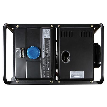 Дизельный генератор HYUNDAI DHY 6500L - фото 6