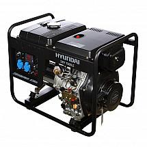 Дизельный генератор HYUNDAI DHY 7500LE - фото 2