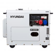 Дизельный генератор HYUNDAI DHY 8500SE-Т