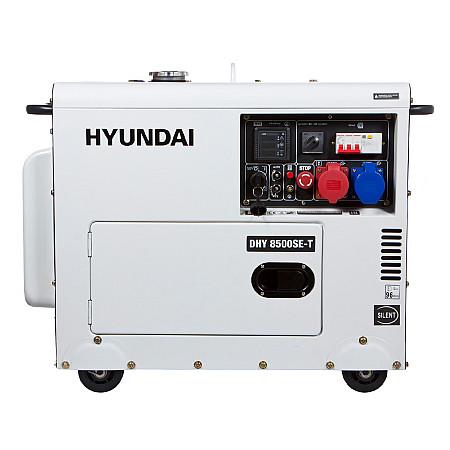 Дизельный генератор DHY 8500SE-T
