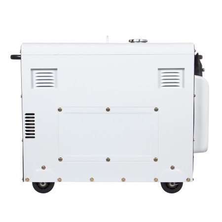 Дизельный генератор DHY 8500SE-T - фото 3