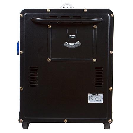 Дизельный генератор DHY 8500SE-T - фото 4