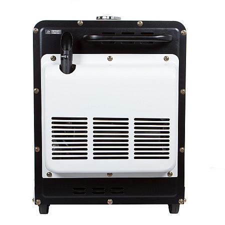 Дизельный генератор DHY 8500SE-T - фото 5