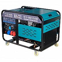 Дизельный генератор Könner&Söhnen KS 13-1DEW 1/3 ATSR - фото 2
