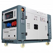 Дизельный генератор Könner&Söhnen KS 13-2DEW 1/3 ATSR