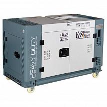Дизельный генератор Könner&Söhnen KS 13-2DEW 1/3 ATSR - фото 2