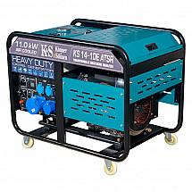 Дизельный генератор Könner&Söhnen KS 14-1DE ATSR - фото 2