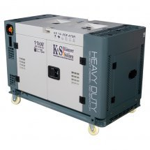 Дизельный генератор Könner&Söhnen KS 14-2DE ATSR - фото 2