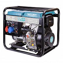 Дизельный генератор Könner&Söhnen KS 9102HDE-1/3 ATSR