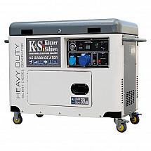 Дизельный генератор Könner&Söhnen KS 9200HDE ATSR