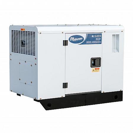 Дизельный генератор Malcomson ML12-DE1S - фото 2