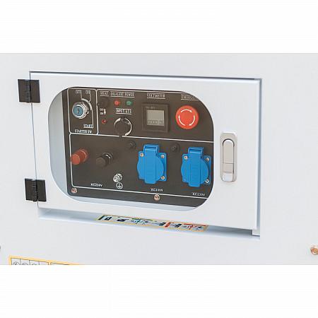 Дизельный генератор Malcomson ML12-DE1S - фото 5
