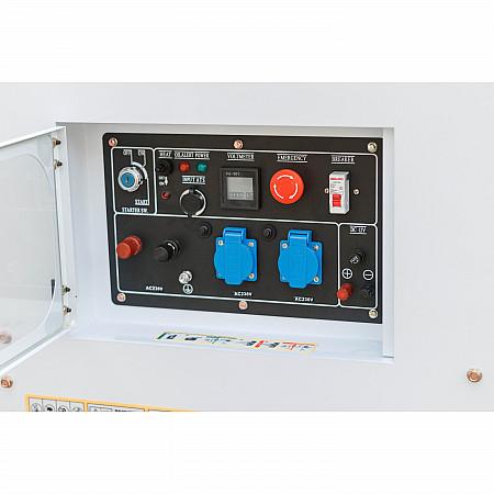Дизельный генератор Malcomson ML12-DE1S - фото 6