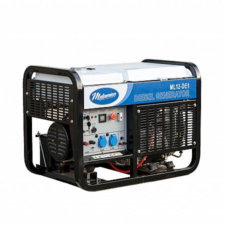 Дизельный генератор Malcomson ML12-DE1 - фото 2