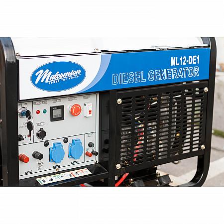 Дизельный генератор Malcomson ML12-DE1 - фото 4