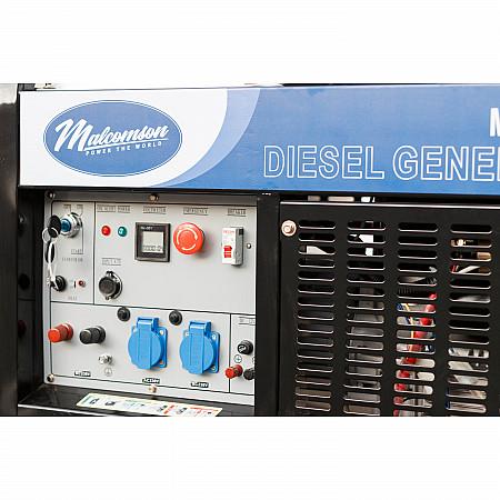 Дизельный генератор Malcomson ML12-DE1 - фото 5