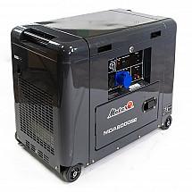 Дизельный генератор Matari MDA8000SE - фото 2