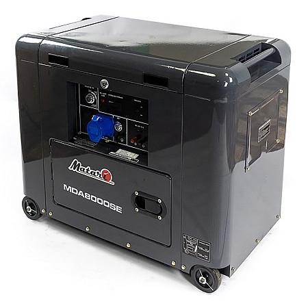 Дизельный генератор Matari MDA8000SE - фото 3