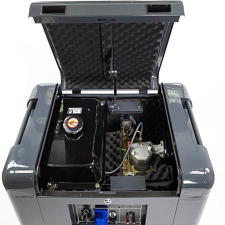 Дизельный генератор Matari MDA8000SE - фото 5