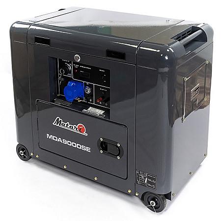 Дизельный генератор Matari MDA9000SE - фото 2