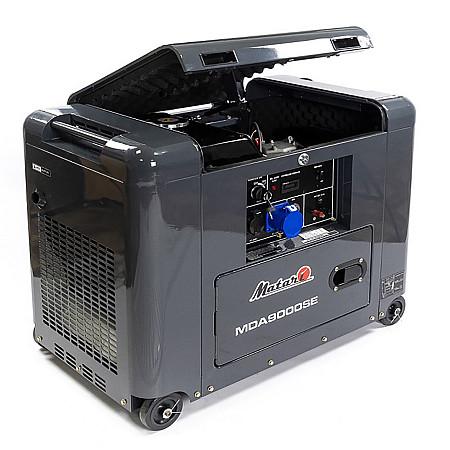 Дизельный генератор Matari MDA9000SE - фото 3