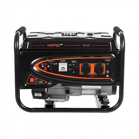 Бензиновый генератор Dnipro-M GX-30 - фото 3