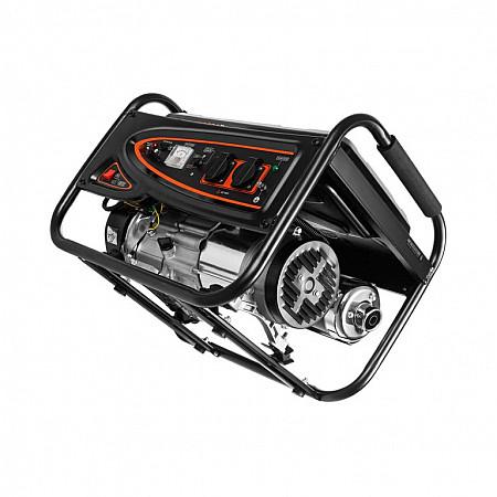 Бензиновый генератор Dnipro-M GX-30 - фото 5