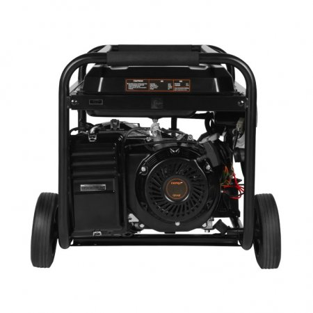 Бензиновый генератор Dnipro-M GX-70Е - фото 4