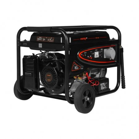 Бензиновый генератор Dnipro-M GX-70Е - фото 5
