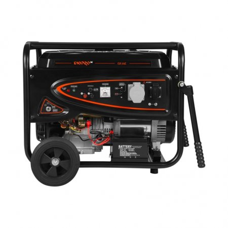Бензиновый генератор Dnipro-M GX-70Е - фото 6