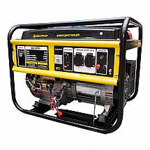 Газобензиновый генератор (двухтопливный) КБГ605Ег (2019)