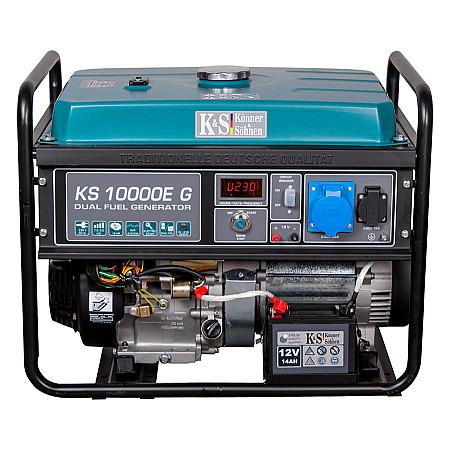 Газовый генератор Könner&Söhnen KS 10000E G