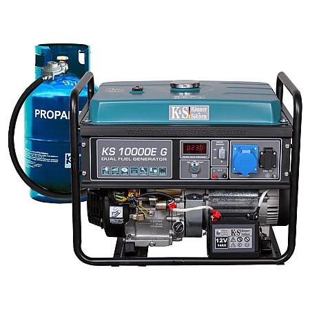 Газовый генератор Könner&Söhnen KS 10000E G - фото 2