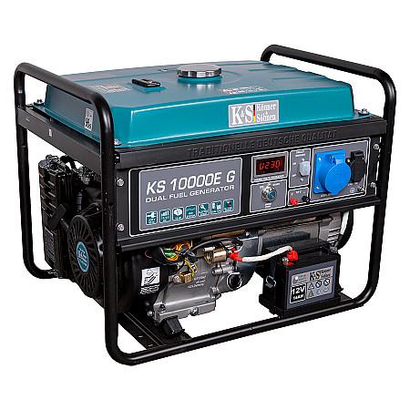 Газовый генератор Könner&Söhnen KS 10000E G - фото 3