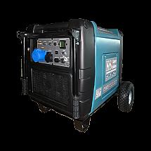 Инверторный генератор 7 кВт Könner & Söhnen KS 7200iEG S-Profi - фото 2