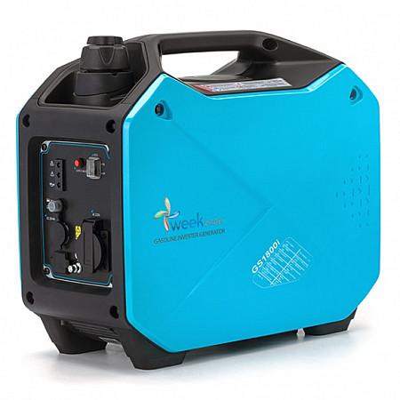 Инверторный генератор Weekender GS1800I