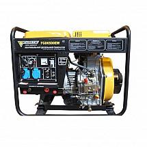 Сварочный генератор Forte Forte FGD6500EW - фото 2