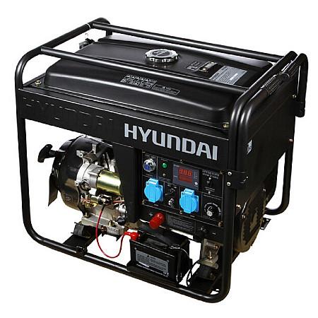 Сварочный генератор HYUNDAI HYW 210 AC - фото 2