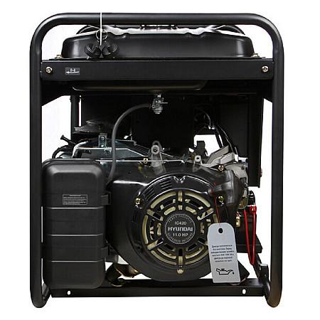 Сварочный генератор HYUNDAI HYW 210 AC - фото 5